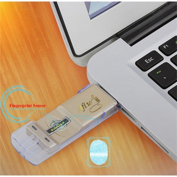 Micro USB Flash Drive Fingerabdruckleser Usb