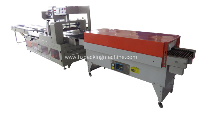 pencil-box packing machine