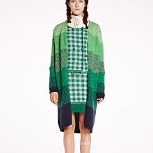 fashion colorful women cashmere coat