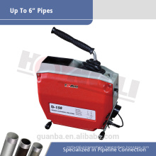 D150 Low Noise drain cleaning machines for sale