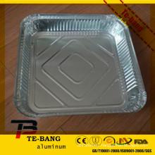 2014 New design aluminum foil barbecue tray