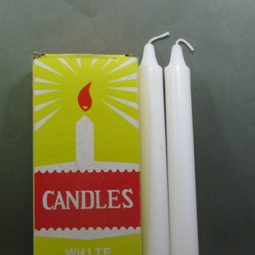 38g Ghana Candle Box Shrink Pack Bougies