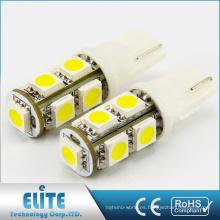 Las muestras están disponibles de alto brillo Ce Rohs certificado lámpara auto del bulbo T10 T20 T13 T15 T5 al por mayor