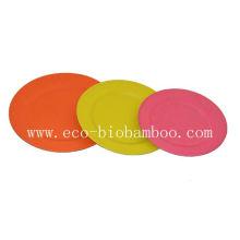 (BC-P2001) Placa de bambu da mesa da fibra