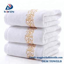 China Supplier 100% cotton 21s/2 jacquard yarn dyed bath towels Bath towel/ face towel/beach towel/ hand towel;