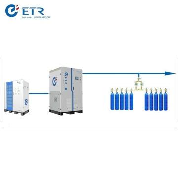 Kleine kompakte PSA Medical Oxygen Gas Plant