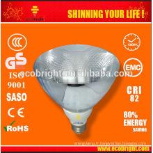 Par 38 25W CFL ampoule 10000H CE qualité