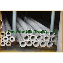 Tubulação de aço inoxidável sem emenda ASTM A312 Tp316 / 316L