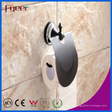 Fyeer Classic Black Bathroom Accesorio Toilet Paper Roll Holder