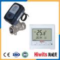 Termóstato de sala digital sem fios de toque digital para sistema de aquecimento