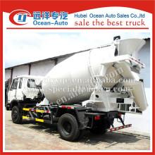 Dongfeng 6M3 Caminhão pequeno do misturador de concreto para a venda quente