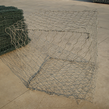 Διπλό Twisted Hexagonal Mesh Gabion