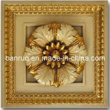 Panneau de plafond carré de luxe pour la décoration Hall (PUBH50-2-F19)