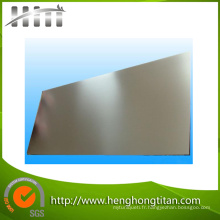 Plaque et plaque en alliage de nickel et de nickel