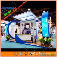 construction d'exposition et système de stand, entrepreneur de stand d'exposition