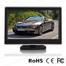 5 pulgadas TFT-LCD de seguridad digital coche de visión trasera Monitor