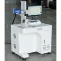 Máquina a laser cnc de gravação em metal a laser de fibra