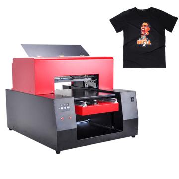 Personalisierte benutzerdefinierte Kleidung T Shirt Druckmaschine