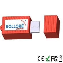 64 GB Custom Flash Drive USB-Stick mit Logo