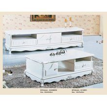 French Modern Living Room Furniture Table and TV Stand (A20)