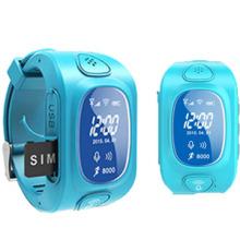 Montre intelligente de GPS mieux que la montre de GPS d'enfants de Q50 (WT50-KW)