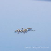 Высокое Качество Небольшой Диск Неодимия Ndfeb Постоянного Магнита И Ts16949