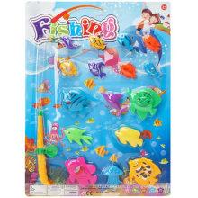 16PCS Pesca Ternos Series Jogo Pesca Brinquedos