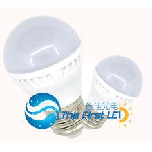 E27 9w пластиковые светодиодные лампы свет лампы