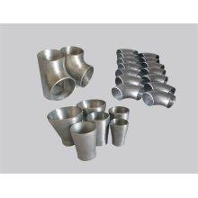 ASTM B363 Gr 9 Titanium Equal Tee