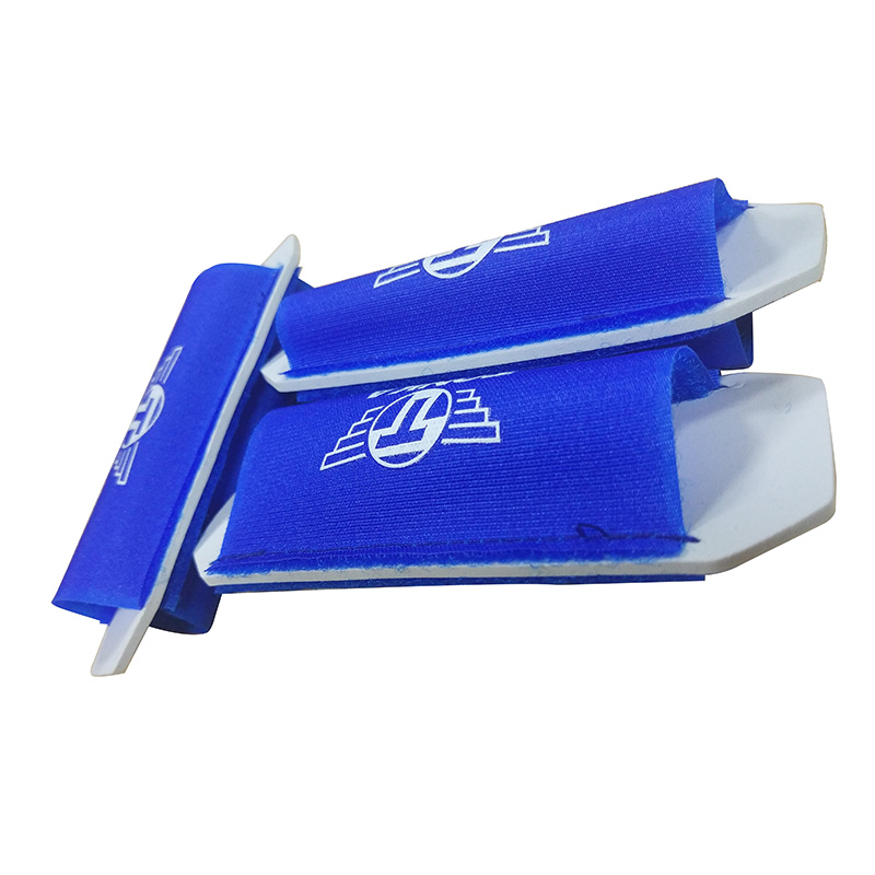 Hook And Loop Ski Holder