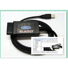 Программное обеспечение сканера Elm327 супер пробег идти с Mtool 1,24