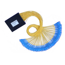 Piogoods high quality low price 1:64 optical fiber PLC Splitter for huawei cisco communication