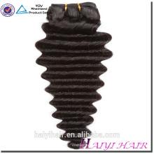 Fabrik-Großverkauf-freie Probe-Jungfrau-Haar-asiatisches Jungfrau-Mädchen-Haar