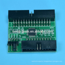 No.81 auto reset chip decoder for HP designjet 5500 plotters