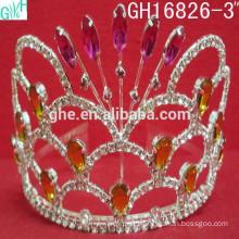 Popular small beautiful crown,kids tiara