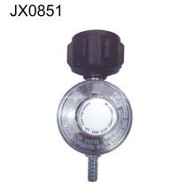 Regulador de gás de baixa pressão certificado pela CSA