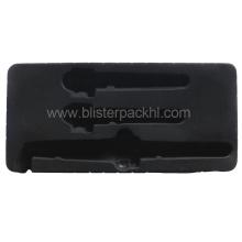 Black Flocking Blister for Gift (HL-078)