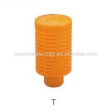 BELT Neumáticos PSL silenciador de escape neumático