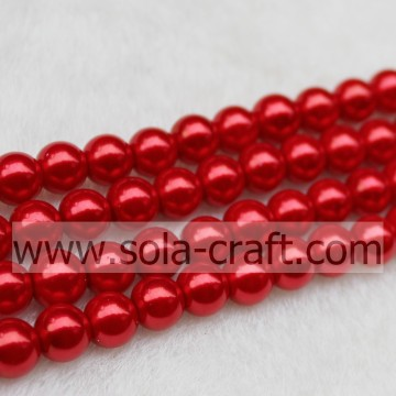 Wholesale Top Selling Glass Artificial Pearl Round Beads Online