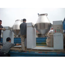 2017 W series double tapered mixer, SS double cone 250, horizontal shear mixers