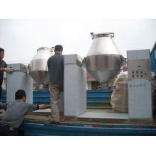 Misturador cônico duplo série W de 2017, cone duplo SS 250, misturadores horizontais de cisalhamento