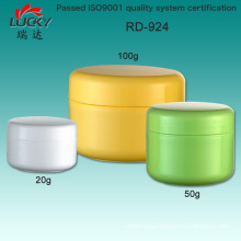 PP Cosmetic Jar with Lid 100ml
