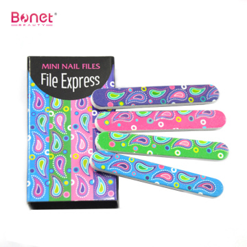 Beauty Manicure Colorful EVA Nail File