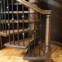 Открытый Винтовая Деревянная Лестница Цены