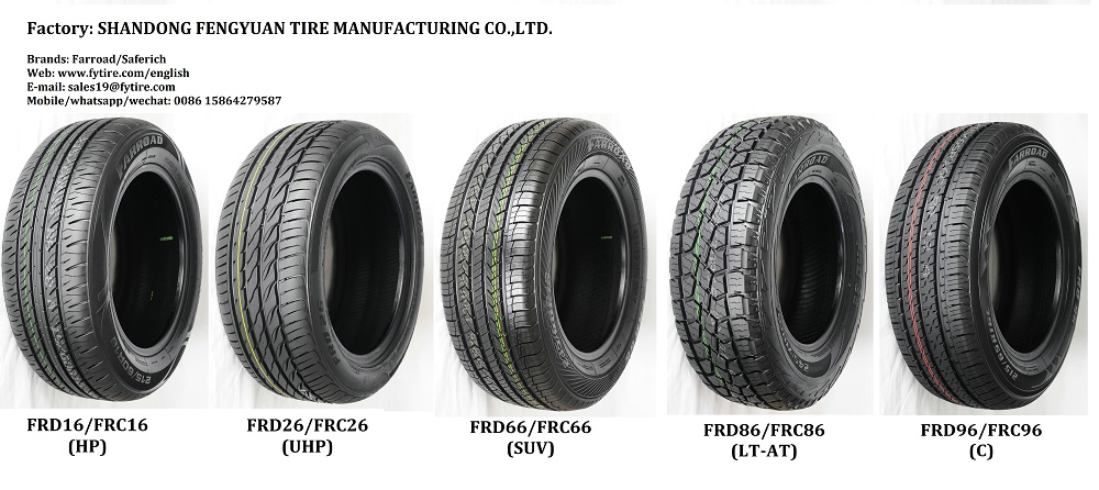 farroad UHP Tyre