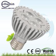 led work light 4w e27 led par light
