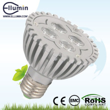 открытый светодиодный прожектор 3W Лампа E27 базы свет равенства