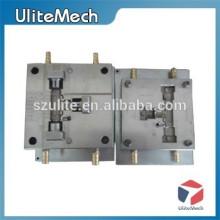Production de masse ISO 9001 haute précision via injection de moule en aluminium