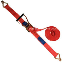 50mm Cargo Lashing / Vehicle Transport Straps LC2500kg
