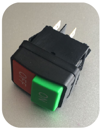 rocker switch KR2-15